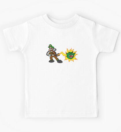 Luigi's Boo-Busters Kids Tee
