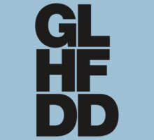 GLHFDD (large black text) by Nikola Kantar