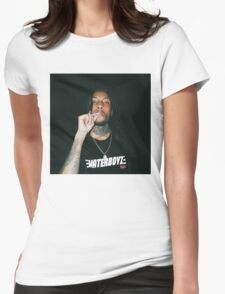 Chris Travis Womens Fitted T-Shirt