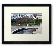 The Souls Reflection Framed Print