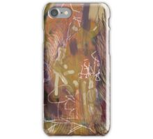 Brushes 0001 iPhone Case/Skin
