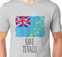 Save Tuvalu - Global warming Unisex T-Shirt