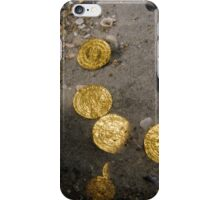 Scuba Divers uncover a hoard of 2000 gold coins from the Fatimid period iPhone Case/Skin