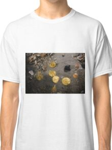 Scuba Divers uncover a hoard of 2000 gold coins from the Fatimid period Classic T-Shirt