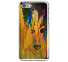 LOVELY PORTRAIT. iPhone Case/Skin