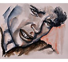 Douleur (Tom Welling) featured in Painters Universe Photographic Print