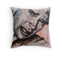 Douleur (Tom Welling) featured in Painters Universe Throw Pillow