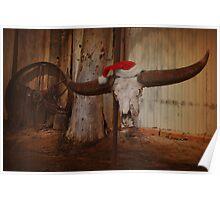 Buffalo Christmas Poster