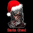 Santa Ghost on Iphone by xarispa