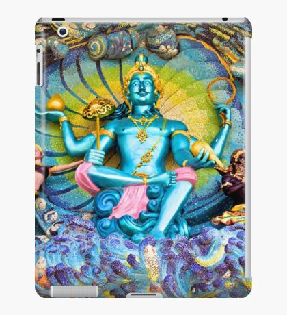 Colorful Temple Paintings iPad Case/Skin