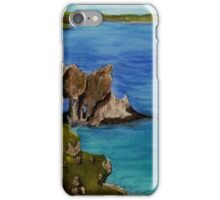 Lattice Window - Broadhaven South iPhone Case/Skin