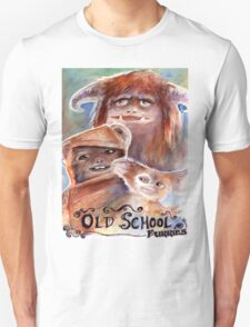 Old School Furries T-Shirt