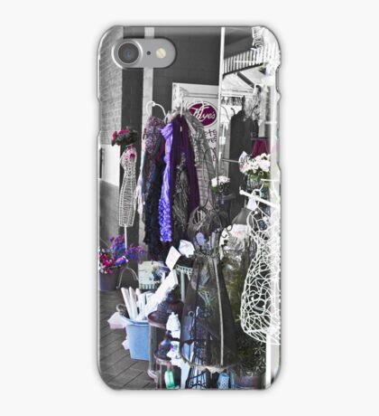 Vintage Shoppe i Phone Case iPhone Case/Skin