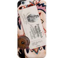 Annie Oakley Nostalgia iPhone Case/Skin