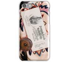Annie Oakley Nostalgia iPhone Case/Skin