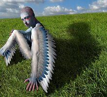 Bird Man by Massimo Serzio