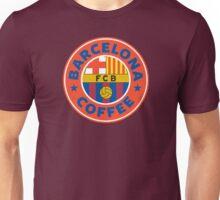 Barcelona Coffee Unisex T-Shirt
