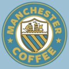 Manchester City Coffee by Miltossavvides