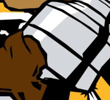 Boston Bruins - Champions! Sticker
