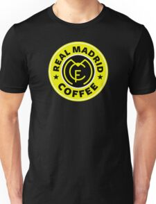 Real Madrid Coffee Unisex T-Shirt