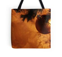 Bauble on the wall Tote Bag