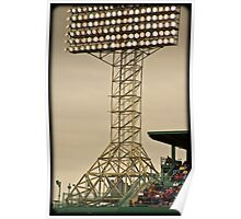 Fenway Lights Poster