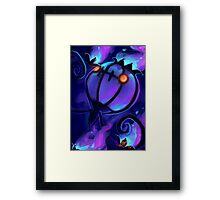 Chandelure Framed Print