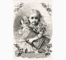 Victorian Child Christmas Presents 1862 Unisex T-Shirt