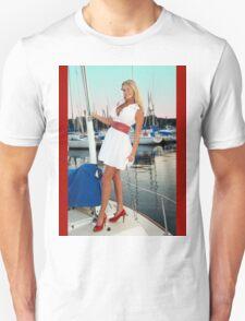 Jade Goes Sailing T T-Shirt