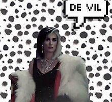 DE VIL by Sophie Tucker