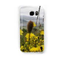 Flora - Burt Co. Donegal Ireland Samsung Galaxy Case/Skin