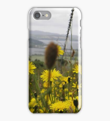 Flora - Burt Co. Donegal Ireland iPhone Case/Skin