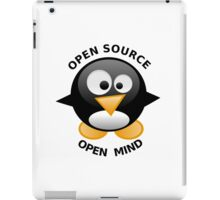 Open Source Open Mind iPad Case/Skin