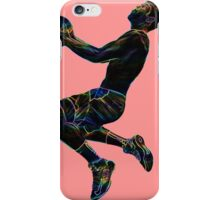 Silhouette Slam - Electronic iPhone Case/Skin