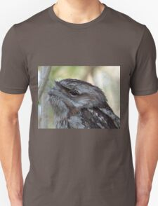 Frogmouth. Unisex T-Shirt