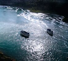 Niagara Falls - Maid of the Mist by CalumCJL