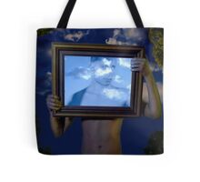 Empire of Light (Magritte) Tote Bag