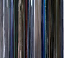 Moviebarcode: The Cell (2000) by moviebarcode