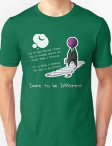 Dare to be different success edition T-Shirt