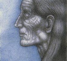 Old man by Indigo46