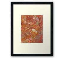 Quintigulated  Framed Print