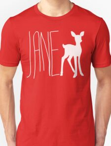 Jane Doe Unisex T-Shirt