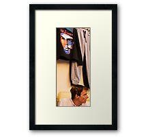 Che lives Framed Print