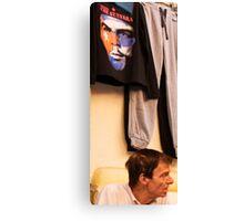 Che lives Canvas Print