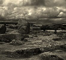 Stormy Moor by Country  Pursuits
