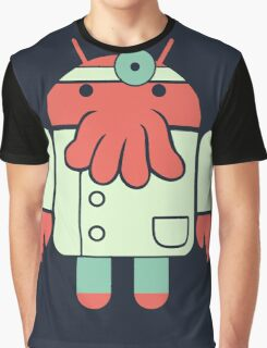 Droidberg Graphic T-Shirt