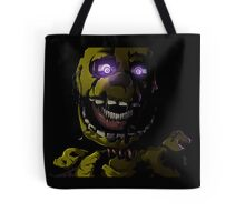 Creepy Springtrap design (FNAF) Tote Bag