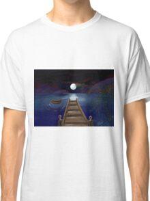 The midnight Pier Classic T-Shirt