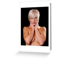 Tracey - Implied Greeting Card