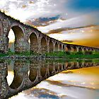 Reflection Aqueduct by rilindh